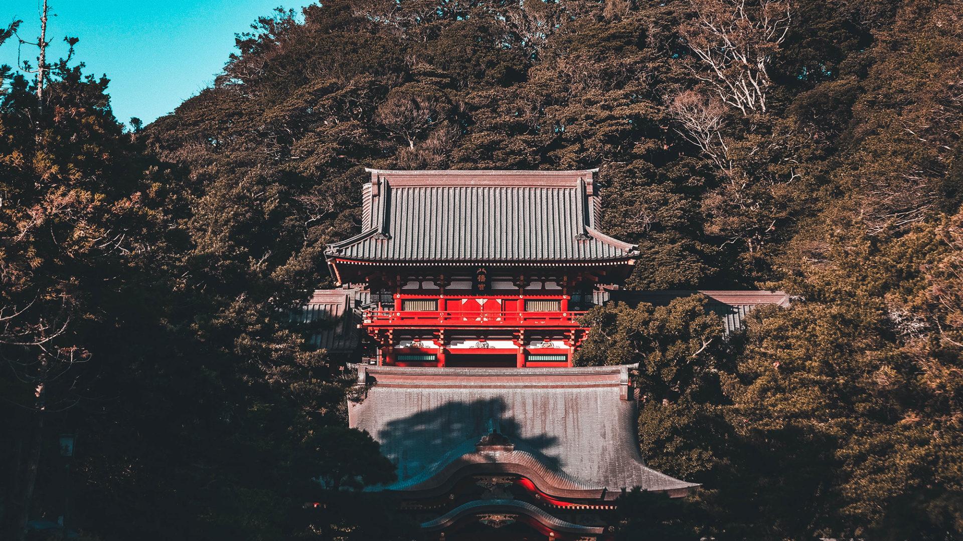 świątynie w tokio